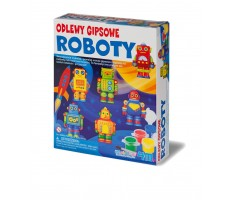Russell Odlewy Gipsowe ROBOTY 4653
