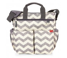 Skip Hop Torba Duo Signature Black Chevron