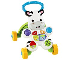 Fisher Price Interaktywny Chodzik Zebra