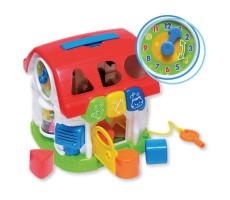 Smily Play Chatka Sorter 12m+