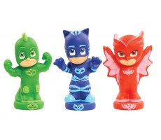 PJ Masks Figurki do kąpieli 3pack