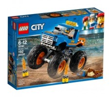 Klocki LEGO City Monster Truck 60180 6+