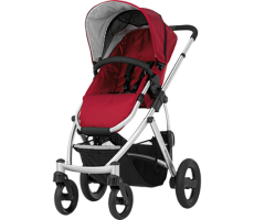 Britax wózek spacerowy SMILE Red